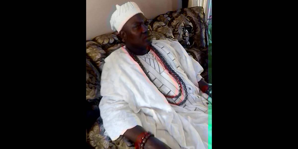 OrijoReporter.com, Oba Ganiyu Ayodele Obasoyin