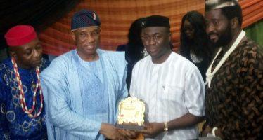 Lagos @50 Celebration: Igbo Community Honours Lagos Speaker, Obasa