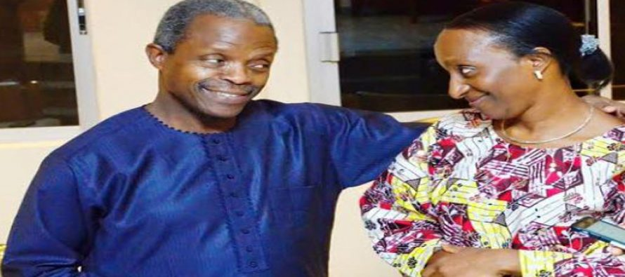 Osinbajo gives relationship advice to men