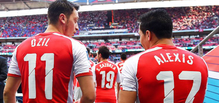 OrijoReporter.com, Alexis Sanchez and Mesut Ozil contracts