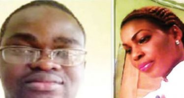 Lecturer who was accused of impregnating his student reacts to her delivery