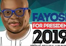 OrijoReporter.com, fayose presidential campaign