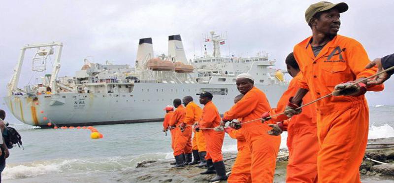 OrijoReporter.com, Somali's internet blackout