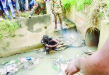OrijoReporter.com, Lagos street sweeper