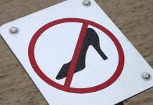 OrijoReporter.com, Philippines ban high heels among female workers