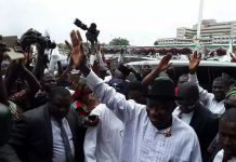 OrijoReporter.com, non-elective convention of pdp