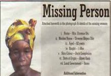 OrijoReporter.com, database on missing persons