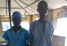 OrijoReporter.com, Couple cut daughter's finger for ritual