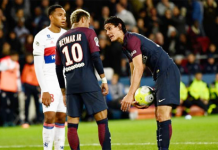 OrijoReporter.com, Neymar unfollows Cavani on Instagram
