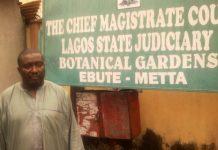 OrijoReporter.com, Fake Lagos Deputy Governor