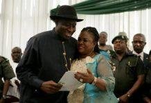 OrijoReporter.com, Goodluck Jonathan's wife