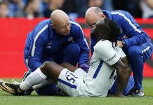 OrijoReporter.com, Victor Moses Injury