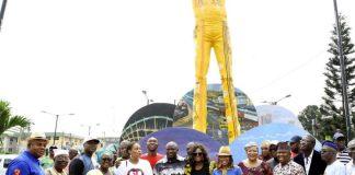 OrijoReporter.com, Fela Statue