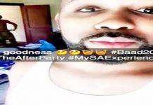 OrijoReporter.com, Adesua nude video