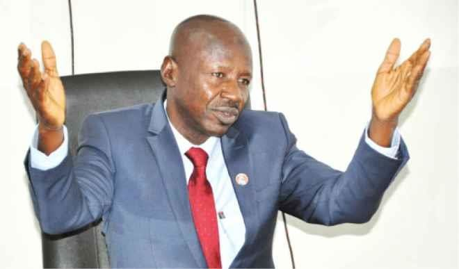 OrijoReporter.com, Acting Chairman of EFCC Ibrahim Magu