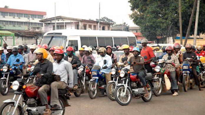 OrijoReporter.com, Lagos Okada riders uniform