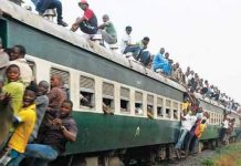 OrijoReporter.com, Lagos train accident