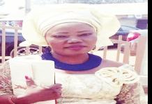 OrijoReporter.com, Mrs. Victoria Iwuala