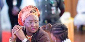 OrijoReporter.com, first lady Mrs. Aisha Buhari