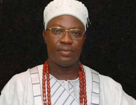 OrijoReporter.com, Oba Ganiyu Obasoyin