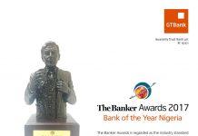 OrijoReporter.com, 2017 Bank of the Year Nigeria