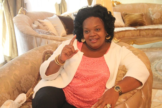 OrijoReporter.com, Mrs. Nkechi Okorocha