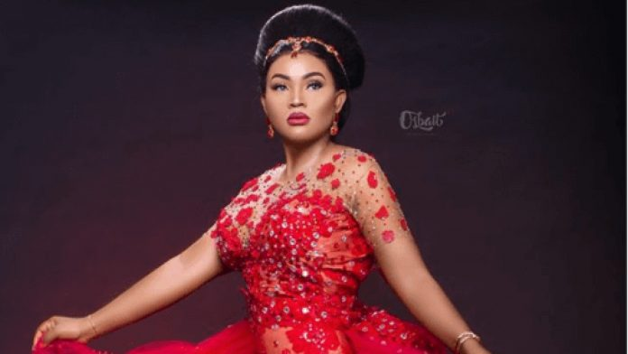 OrijoReporter.com, Mercy Aigbe dress scandal