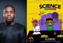 OrijoReporter.com, Olamide's Science Student song