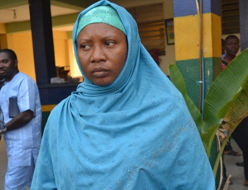 OrijoReporter.com, Fake Aisha Buhari