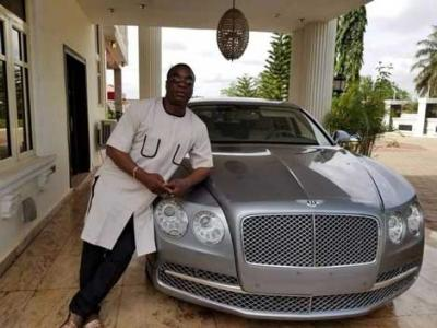 OrijoReporter.com, K1 acquires N66M Bentley car