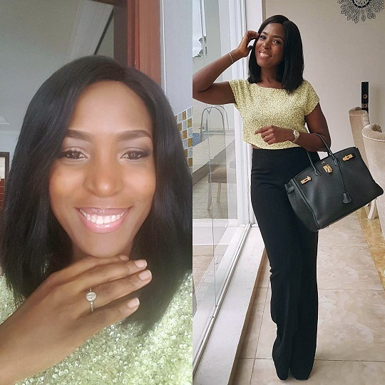 OrijoReporter.com, Linda Ikeji's marriage