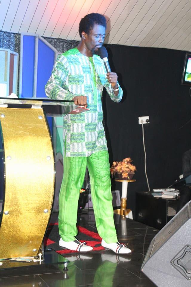 OrijoReporter.com, Apostle Kingsley Abiekunogho