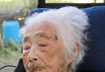 OrijoReporter.com, World's oldest person