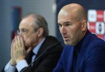 OrijoReporter.com, Zinedine Zidane resigns