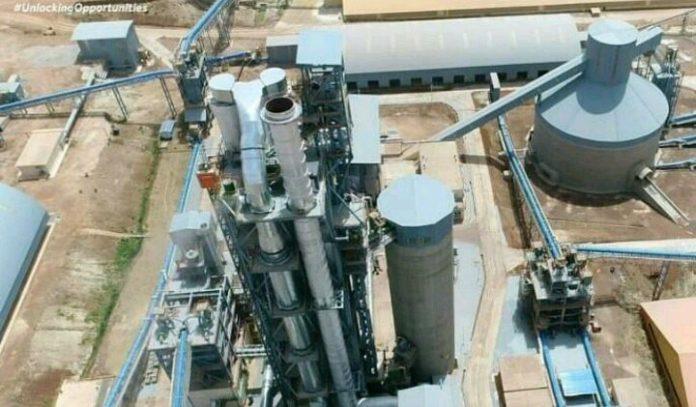 OrijoReporter.com, Kalambaina Cement Company