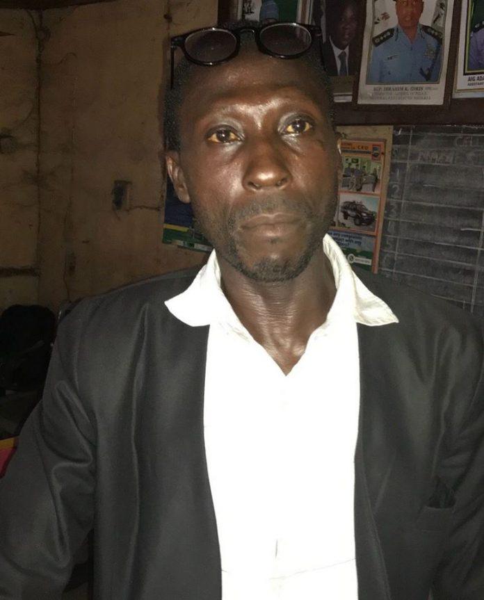 OrijoReporter.com, Uche Julian Nwajiakwu