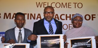 OrijoReporter.com, 2018 Maltina Teacher of the Year