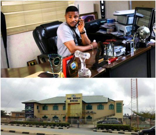 OrijoReporter.com, Ayefele's radio station demolition