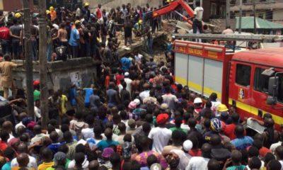 OrijoReporter.com, Lagos School Building Collapse