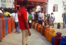 OrijoReporter.com, Liquefied Petroleum Gas cylinders