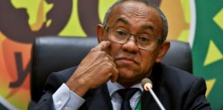 OrijoReporter.com, CAF President Ahmad Ahmad