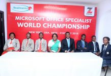 OrijoReporter.com, Zenith Bank Sponsored 2019 MICROSOFT OFFICE SPECIALIST WORLD CHAMPIONSHIP