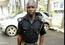 OrijoReporter.com, inspector Felix Egbon