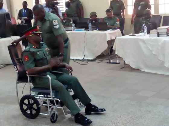 OrijoReporter.com, Major Gen Hakeem Oladapo Otiki