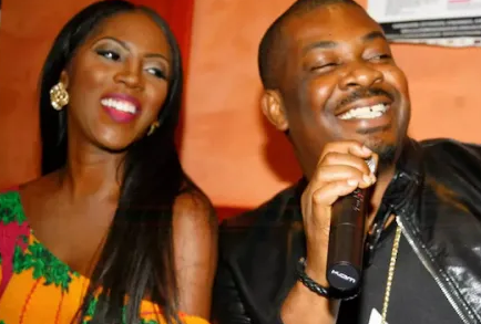 OrijoReporter.com, Don Jazzy Tiwa Savage Arrest