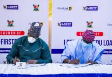 First Bank partner Lagos