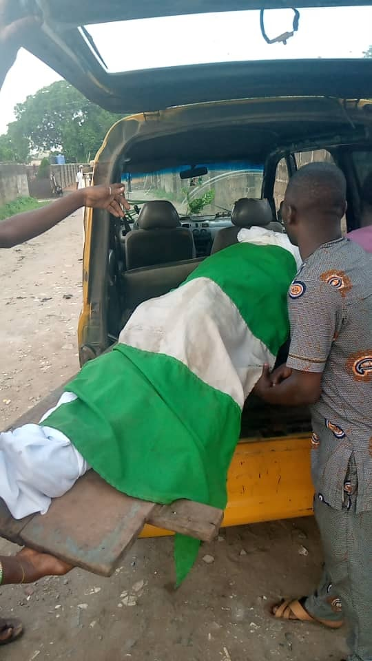 OrijoReporter.com, Lagos EndSARS protest violence