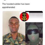 OrijoReporter.com, Lance Corporal Harrison Friday