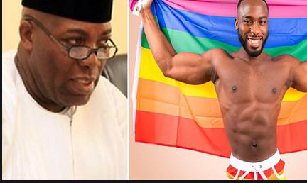 OrijoReporter.com, Doyin Okupe's homosexual son