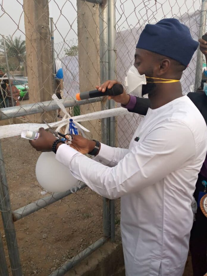 OrijoReporter.com, Mobolji Ogunlende
